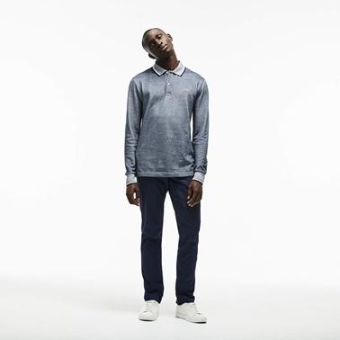 Lacoste Erkek Slim Fit Pantolon HH9547.166 Lacivert